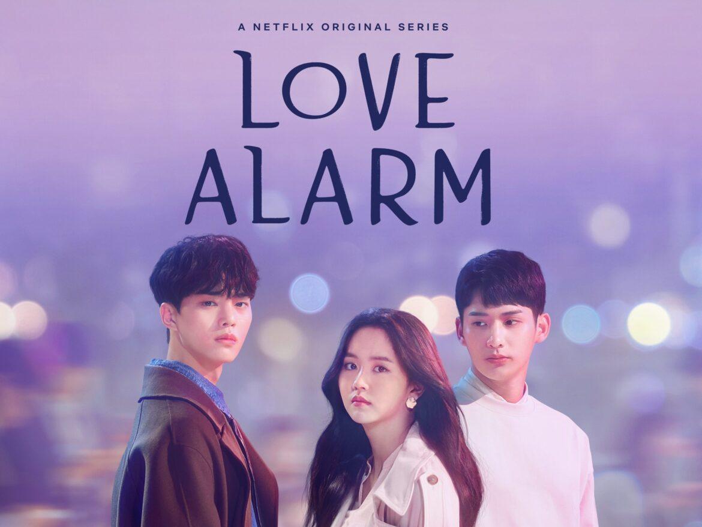 "The Charm of Netflix's ""Love alarm"""