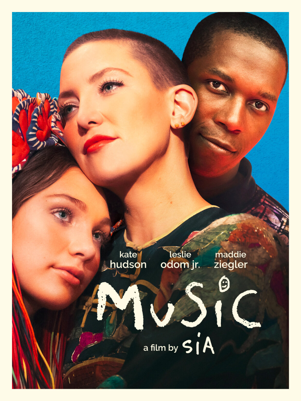 """Outrage Over Sia's New Film """"Music"""""""