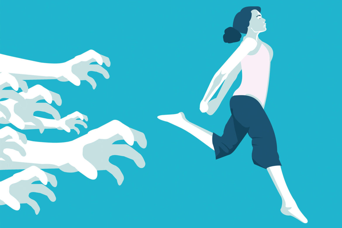 Running In Comfort Doesn't Seem To Be A Reality For Me And Many Women