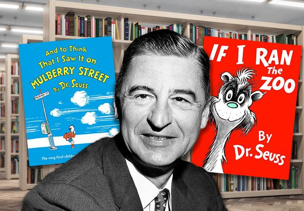 Dr. Seuss' Books Pulled For Racist Imagery