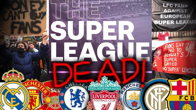 European Super League A Failure
