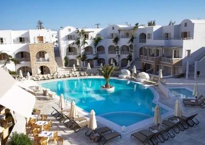 Aegean Plaza-Santorini