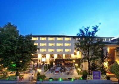 Aghia Sophia Hotel Old City Istanbul