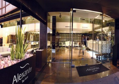 Alexander Hotel-Tel Aviv