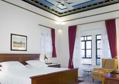 American Hotel room Jerusalem