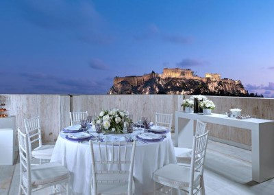 Athens Plaza Rooftop