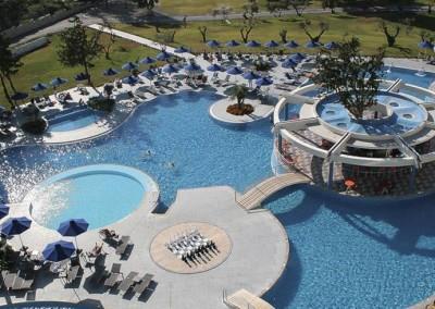 Atrium Platinum pool-Rhodes