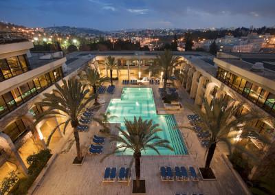 Dan Jerusalem pool