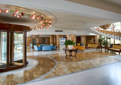 Grand Hotel Flora Lobby-Sorrento