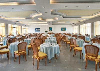 Grand hotel Flora restaurant-Sorrento