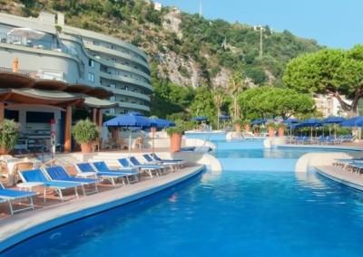 Hilton Sorrento pool