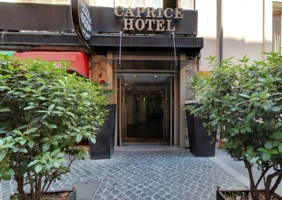 Hotel Caprice -Rome
