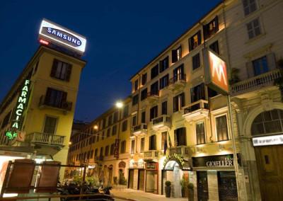 Hotel Fenice 3 star-Milan