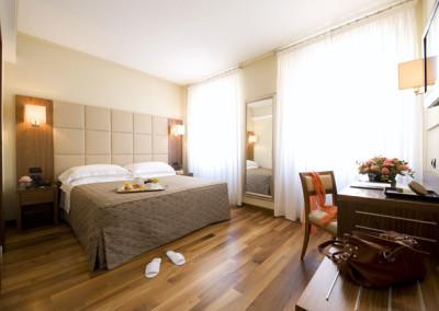 Hotel Fenice room - Milan