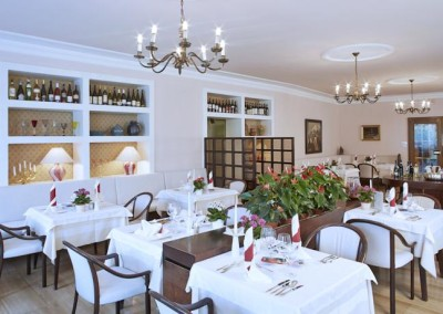 Hotel Juliane restaurant- Merano