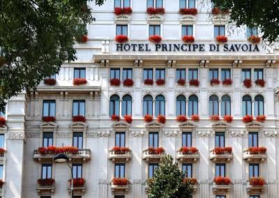 Hotel Principe Di Savoia-Milan