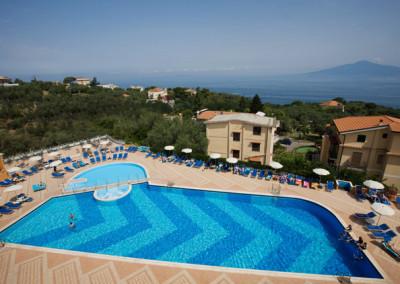 Hotel Vesuvio -Sorrento