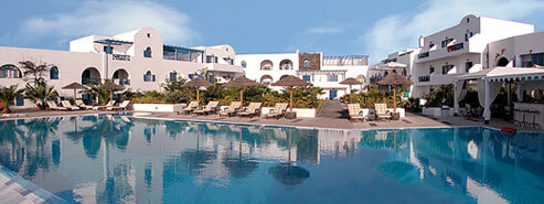Mediterranean Royal - Santorini
