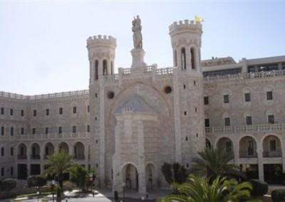 Notre Dame -Jerusalem