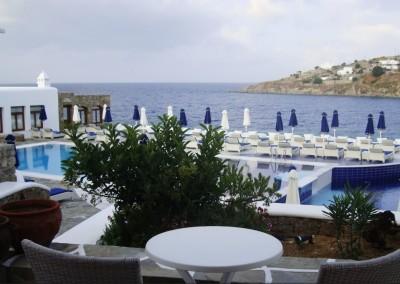 Petasos Beach-Mykonos