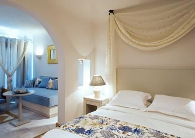 Saint John seaview room - Mykonos