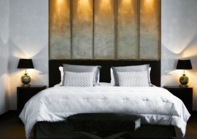 Sofitel room-Rome
