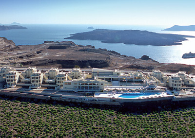 The Majestic Hotel-Santorini