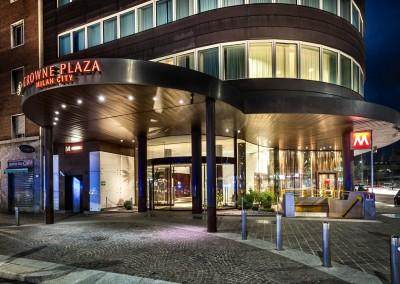 crowne-plaza-milan 5 star-Milan