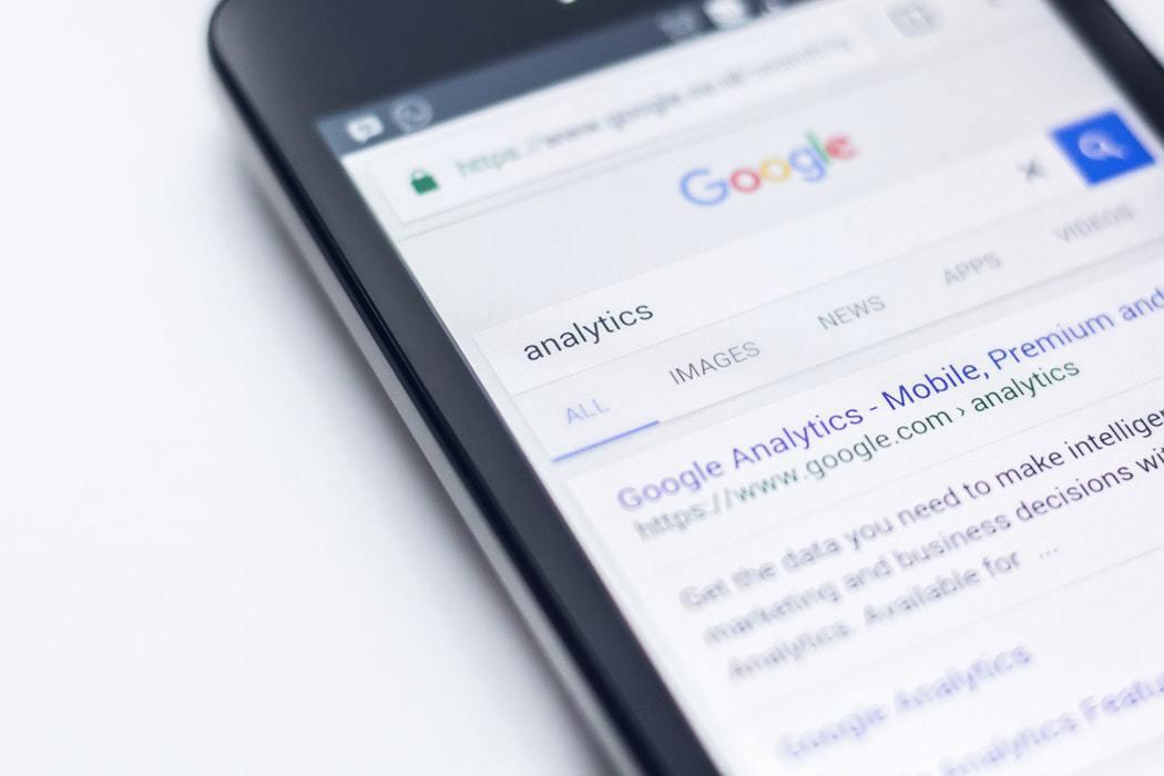 Google analtyics company