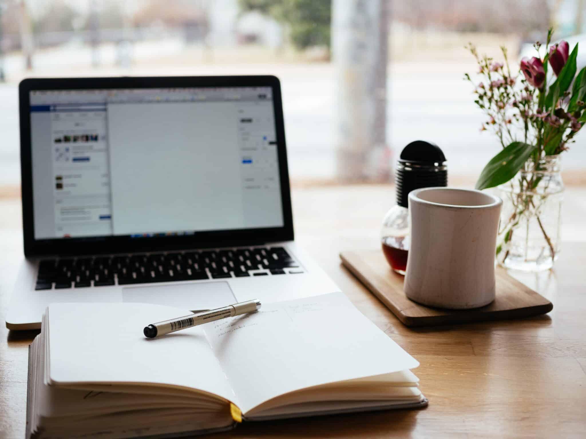 digital vibes website design