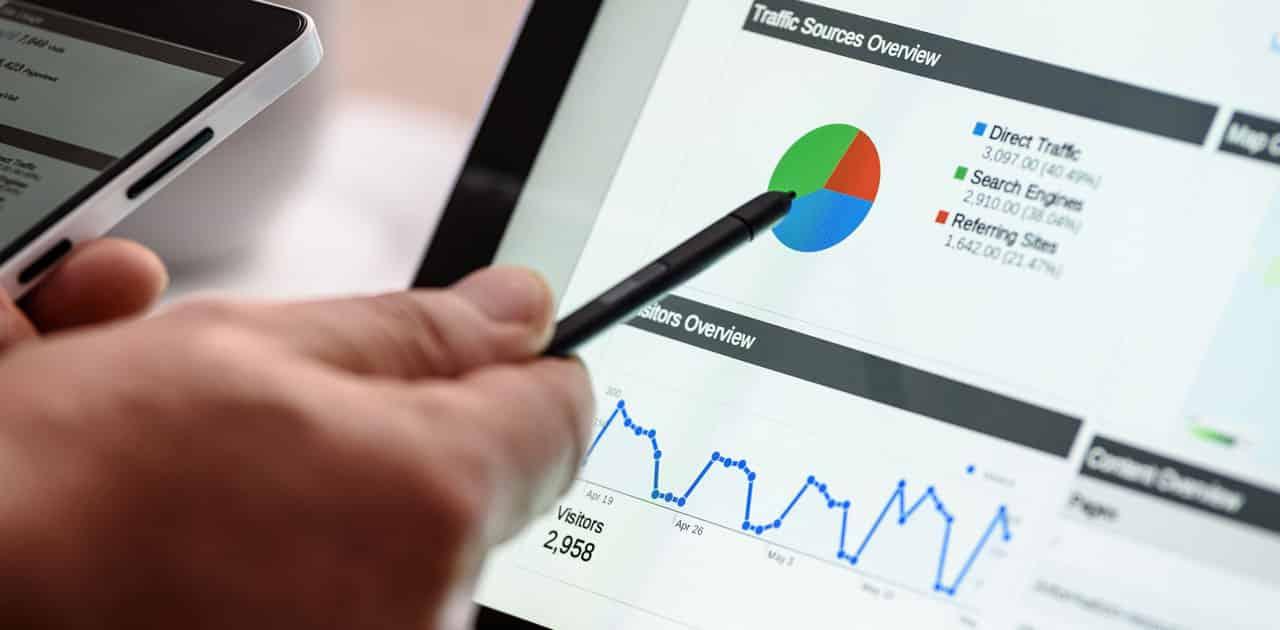 Marketing reporting analyst
