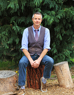 Kevin Ashworth, Blue Forum Teacher