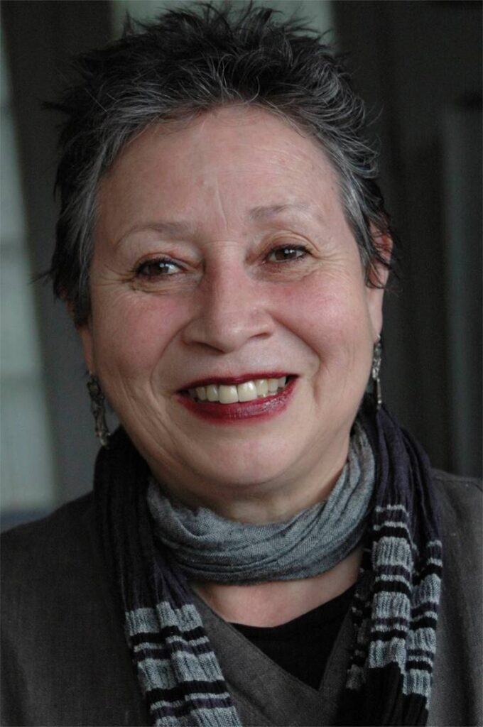 Headshot of Maruca Salazar