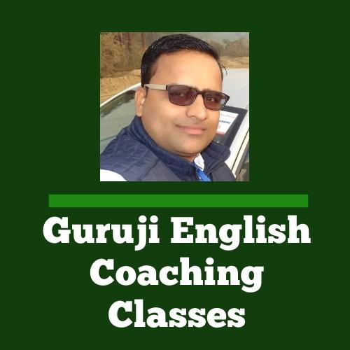 Guruji English Coaching Classes Aligarh Spoken IELTS Grammar