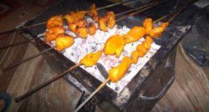 Chicken Hut in New Delhi