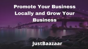 How to Promote Advertise Your Small Business Locally Free