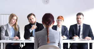 How to crack job interview successfully, interviewers with candidate