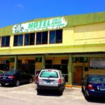 RRE Hotel and Restaurant Front Look The Marshall Islands