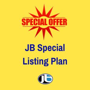 JB Premium Featured Listing