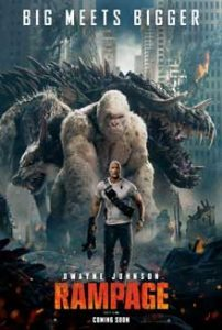 Rampage | 10 Best action movies must watch 2018