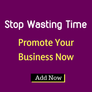 Stop Wasting Time Promote Your Business Online Now
