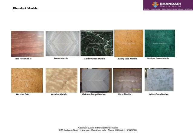 Marble World Supplier Kishangarh, Rajasthan