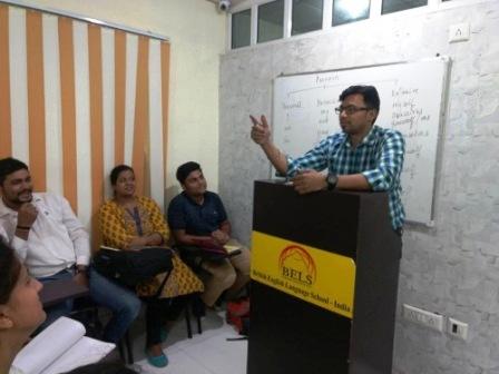 British English Language School Uttam Nagar Delhi