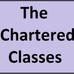 The Chartered Classes