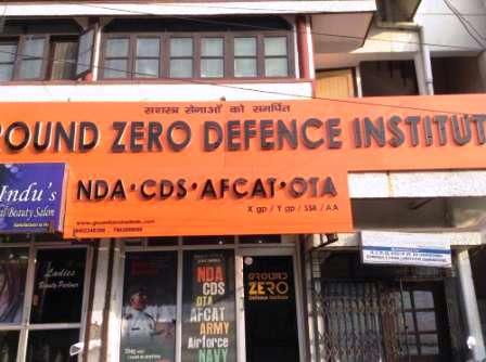 Best NDA, CDS Institute Dehradun