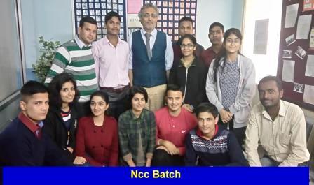 NCC training centre EC Road, Dehradun