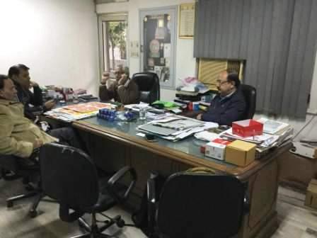 Flex Printing Press Centre Aligarh