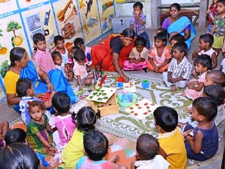 Bal Vikas Yojana Centre Aligarh