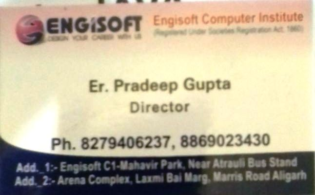 Computer Institute Atrauli Bus Stand Aligarh
