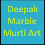 Deepak Marble Murti Art